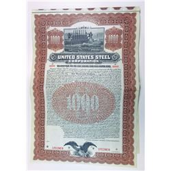 United States Steel Corp, 1903 Specimen Bond
