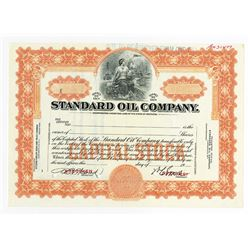 Standard Oil Co., ca.1930-1940 Specimen Stock