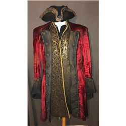 Once Upon a Time - Blackbeard pirate wardrobe