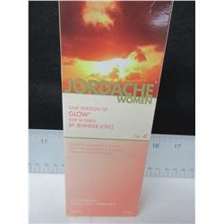 New Glow Eau De Parfume by Jordach / 90ml