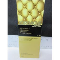 New Lady Million Eau De Parfume by Jordach / 90ml