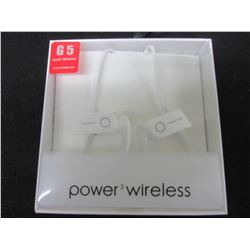 New G5 Sport Power 3 Wireless Bluetooth  with Mic