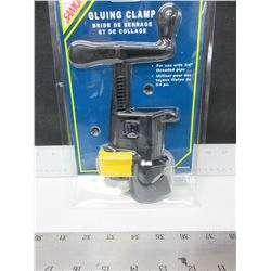 "New 3/4"" Pipe Clamp / Heavy Duty Cast Iron"