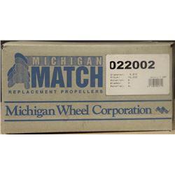 MICHIGAN WHEEL, 9.875 X 1910.50 R  PROPELLER