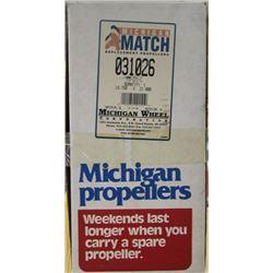 MICHIGAN 13.750 X 21 RH ALUMINUM PROPELLER