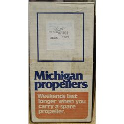 MICHIGAN 13 X 19 RH ALUMINUM PROPELLER