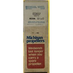 MICHIGAN 13-1/4 X 17 RH ALUMINUM PROPELLER