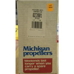 MICHIGAN 9.875 X 9.00 RH ALUMINUM PROPELLER