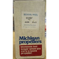 MICHIGAN 10-1/4 X 13 RH ALUMINUM PROPELLER