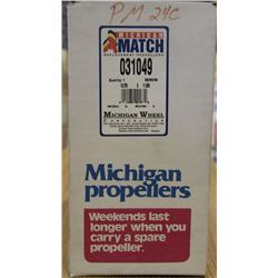 MICHIGAN 10.375 X 11.00 RH ALUMINUM PROPELLER