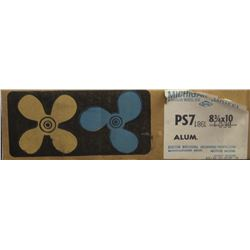 MICHIGAN 8-3/4 X 10 RH ALUMINUM PROPELLER