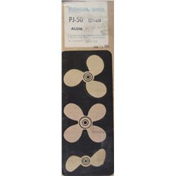 MICHIGAN 12-1/8 X 14 RH ALUMINUM PROPELLER
