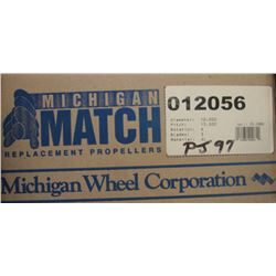 MICHIGAN 10 X 13 RH ALUMINUM PROPELLER