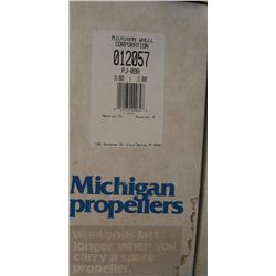 MICHIGAN 10 X 15 RH ALUMINUM PROPELLER
