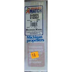 MICHIGAN 10.375 X 11.5 RH ALUMINUM PROPELLER