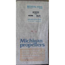 MICHIGAN 10 X 15 RH ALUMINUM PROPELLER