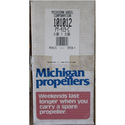 MICHIGAN 14 X 19 RH ALUMINUM PROPELLER