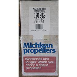 MICHIGAN 14 X 19 RH ALUMINUM PROPELLER