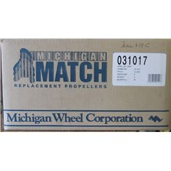 MICHIGAN 10.375 X 13 RH ALUMINUM PROPELLER