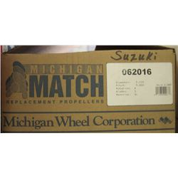 MICHIGAN 19.25 X 9 RH ALUMINUM PROPELLER