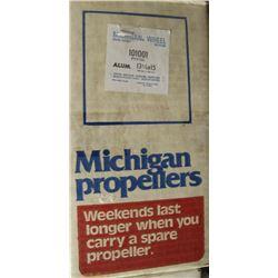MICHIGAN 13-1/4 X 15 RH ALUMINUM PROPELLER