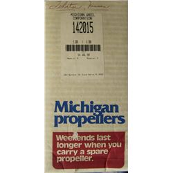 MICHIGAN 9.200 X 6.900 RH ALUMINUM PROPELLER
