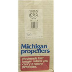 MICHIGAN 10.5 X 15 RH ALUMINUM PROPELLER