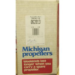 MICHIGAN 10.25 X 13 RH ALUMINUM PROPELLER