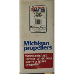 MICHIGAN 9.900 X 13.100 RH ALUMINUM PROPELLER