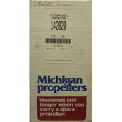 MICHIGAN 10.200 X 8.300 RH ALUMINUM PROPELLER