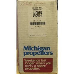 MICHIGAN 9.200 X 9.800 RH ALUMINUM PROPELLER
