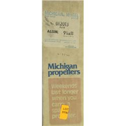 MICHIGAN 9-1/4 X 11 RH ALUMINUM PROPELLER