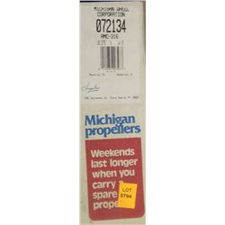 MICHIGAN 10.375 X 14.5 RH ALUMINUM PROPELLER