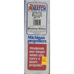 MICHIGAN 10.375 X11.5 RH ALUMINUM PROPELLER