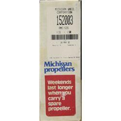 MICHIGAN 8.25 X 8.500  RH ALUMINUM PROPELLER
