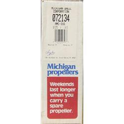 MICHIGAN 10.375 X 14.5  RH ALUMINUM PROPELLER