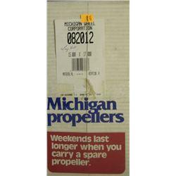 MICHIGAN 15 X 17  RH ALUMINUM PROPELLER