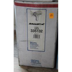 BALLISTIC 13-3/8 X 19 RH STAINLESS PROPELLER