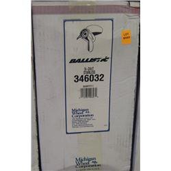 BALLISTIC 14-3/4 X 17 RH STAINLESS PROPELLER