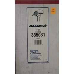 BALLISTIC 13-1/2 X 17 RH STAINLESS PROPELLER