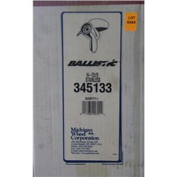 BALLISTIC 14-1/2 X 19 RH STAINLESS PROPELLER