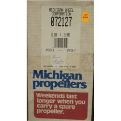 MICHIGAN 13.5 X 15 RH ALUMINUM PROPELLER