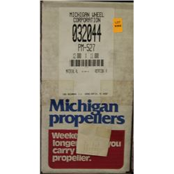MICHIGAN 12 X 11 RH ALUMINUM PROPELLER