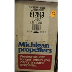 MICHIGAN 11.5 X 19 RH ALUMINUM PROPELLER