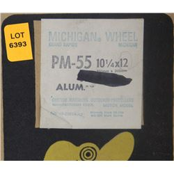 MICHIGAN 10-1/4 X 12 RH ALUMINUM PROPELLER