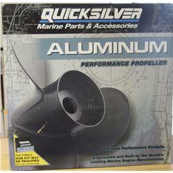 QUICKSILVER  14 X 10 RH ALUMINUM PROPELLER