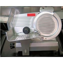 FAC Italy Type F-300-E Countertop Meat Slicer, 230V