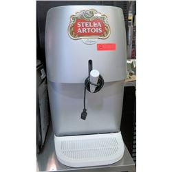 White Stella Artois Belgium Countertop Draft Beer Dispenser