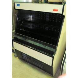"""3-Shelf Merchandiser Cooler Refrigerator 47""""W x 33""""D x 63""""H"""