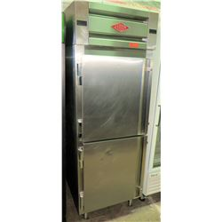 Dual Temp Reach In Refrigerator, Model RF-30-SS-25-D